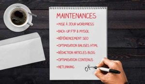 site en maintenance combien de temps