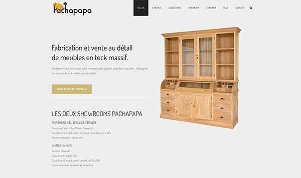 site internet meubles brabant walon